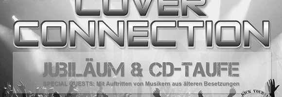 20 Jahre COVER CONNECTION